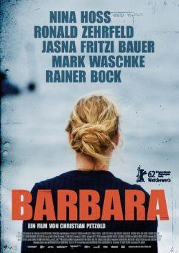 """Постер к фильму """"Барбара"""" /Barbara/ (2012)"""
