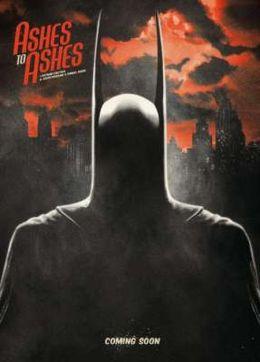 "Постер к фильму ""Бэтмен: Прах к праху"" /Batman: Ashes to Ashes/ (2009)"