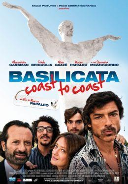 """Постер к фильму """"Базиликата: От побережья к побережью"""" /Basilicata Coast to Coast/ (2010)"""