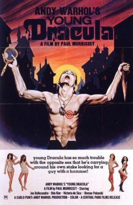 """Постер к фильму """"Кровь для Дракулы"""" /Blood for Dracula/ (1974)"""