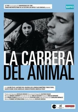 "Постер к фильму ""Бег животного"" /La carrera del animal/ (2011)"