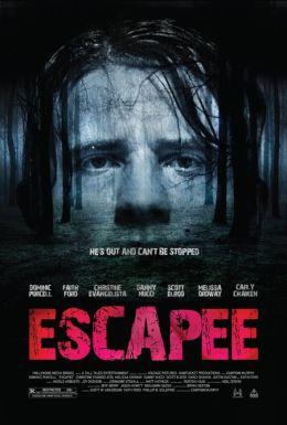 """Постер к фильму """"Беглец"""" /Escapee/ (2011)"""