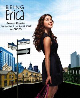 """Постер к фильму """"Быть Эрикой"""" /Being Erica/ (2009)"""
