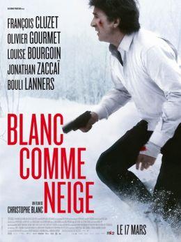"Постер к фильму ""Белый как снег"" /Blanc comme neige/ (2010)"