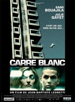 """Постер к фильму """"Белый квадрат"""" /Carre blanc/ (2011)"""