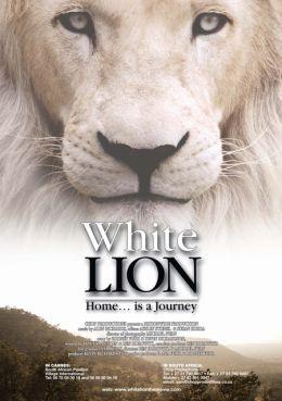 "Постер к фильму ""Белый лев"" /White Lion/ (2010)"