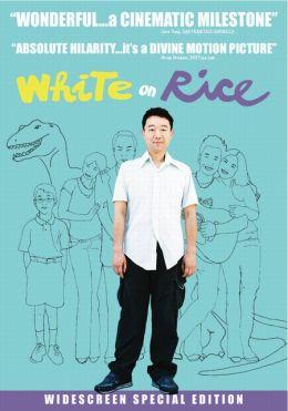"""Постер к фильму """"Белый рис"""" /White on Rice/ (2009)"""