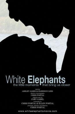 """Постер к фильму """"Белые слоны"""" /White Elephants/ (2009)"""