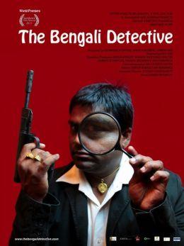 """Постер к фильму """"Бенгальский детектив"""" /The Bengali Detective/ (2011)"""