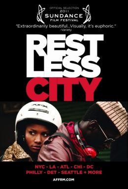 """Постер к фильму """"Беспокойный город"""" /Restless City/ (2011)"""