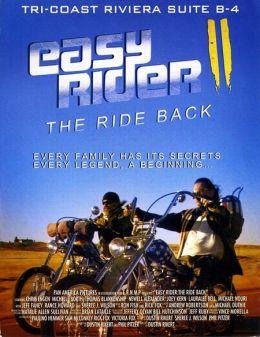"""Постер к фильму """"Беспечный ездок: Снова в седле"""" /Easy Rider: The Ride Back/ (2011)"""