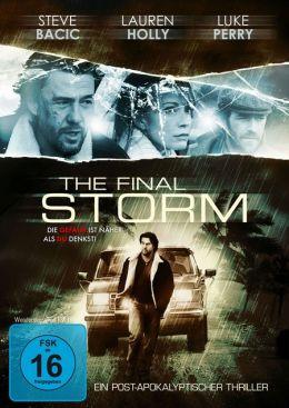 """Постер к фильму """"Беспощадный шторм"""" /Final Storm/ (2010)"""