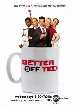 "Постер к фильму ""Давай еще, Тэд"" /Better Off Ted/ (2009)"