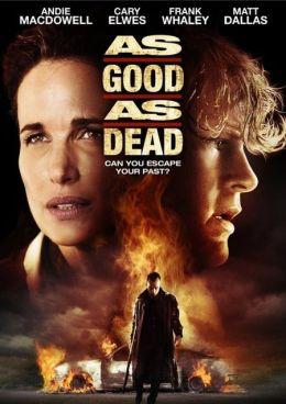 """Постер к фильму """"Без пяти минут покойник"""" /As Good as Dead/ (2010)"""