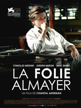 """Постер к фильму """"Безумие Олмейера"""" /La folie Almayer/ (2011)"""