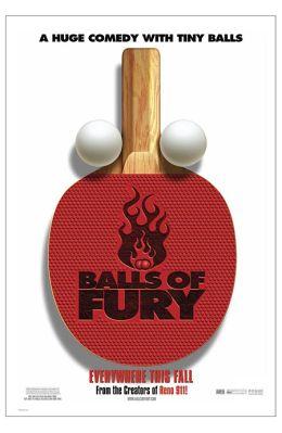"""Постер к фильму """"Шары ярости"""" /Balls of Fury/ (2007)"""