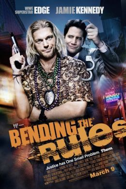 "Постер к фильму ""Bending the Rules"" /Bending the Rules/ (2012)"
