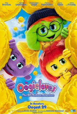 """Постер к фильму """"The Oogieloves in the Big Balloon Adventure"""" /The Oogieloves in the Big Balloon Adventure/ (2012)"""