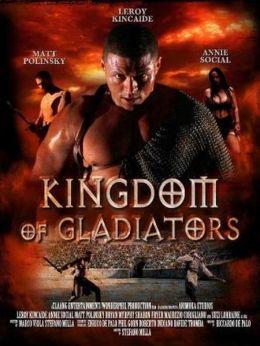 """Постер к фильму """"Боги арены"""" /Kingdom of Gladiators/ (2011)"""
