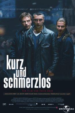 "Постер к фильму ""Быстро и без боли"" /Kurz und schmerzlos/ (1998)"