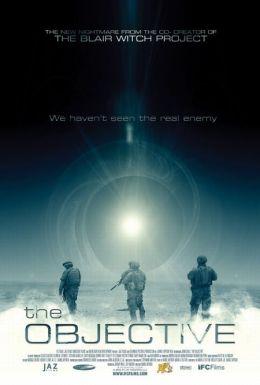 "Постер к фильму ""Битва в пустыне"" /The Objective/ (2008)"