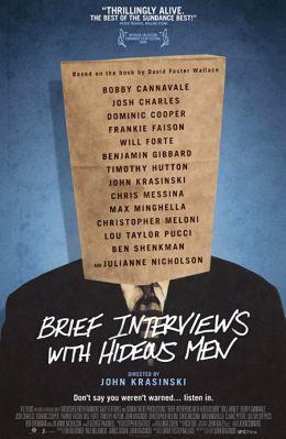 """Постер к фильму """"Короткие интервью с подонками"""" /Brief Interviews with Hideous Men/ (2009)"""