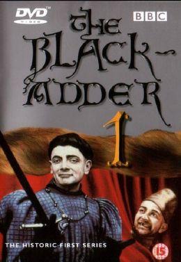"""Постер к фильму """"Черная гадюка"""" /The Black Adder/ (1982)"""