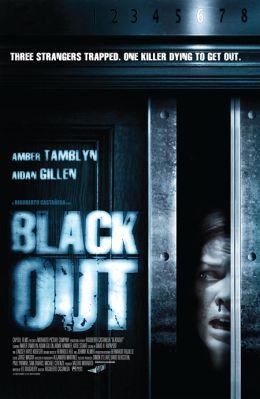 """Постер к фильму """"Роковой выбор"""" /Blackout/ (2007)"""