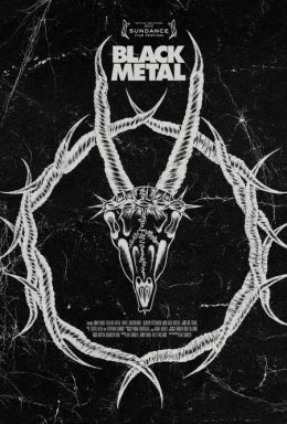"Постер к фильму ""Black Metal"" /Black Metal/ (2013)"