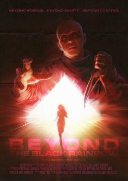 """Постер к фильму """"По ту сторону черной радуги"""" /Beyond the Black Rainbow/ (2010)"""
