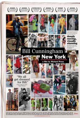 "Постер к фильму ""Билл Каннингем Нью-Йорк"" /Bill Cunningham New York/ (2010)"