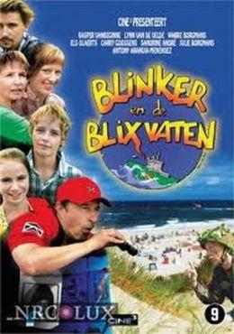 """Постер к фильму """"Блинкер и ядовитые отходы"""" /Blinker en de blixvaten/ (2008)"""