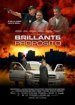"""Постер к фильму """"Блестящее намерение"""" /Un brillante proposito/ (2009)"""