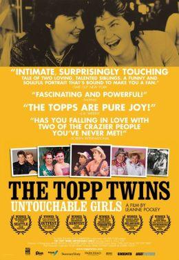 """Постер к фильму """"Близняшки: Неприкасаемые девушки"""" /The Topp Twins: Untouchable Girls/ (2009)"""