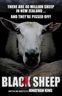 """Постер к фильму """"Паршивая овца"""" /Black Sheep/ (2006)"""