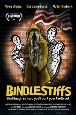 "Постер к фильму ""Bindlestiffs"" /Bindlestiffs/ (2012)"