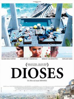 "Постер к фильму ""Боги"" /Dioses/ (2008)"
