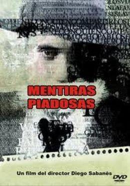 """Постер к фильму """"Божественная ложь"""" /Mentiras piadosas/ (2008)"""