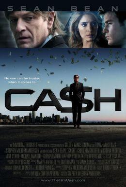 """Постер к фильму """"Большие деньги"""" /Ca$h/ (2010)"""