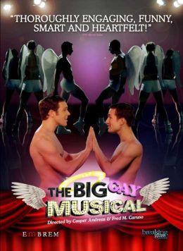 """Постер к фильму """"Большой веселый мюзикл"""" /The Big Gay Musical/ (2009)"""