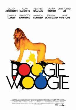 """Постер к фильму """"Буги-вуги"""" /Boogie Woogie/ (2009)"""