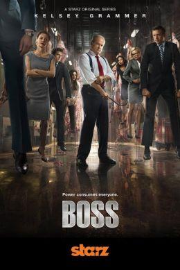 """Постер к фильму """"Босс"""" /Boss/ (2010)"""