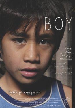 """Постер к фильму """"Мальчик"""" /Boy/ (2010)"""