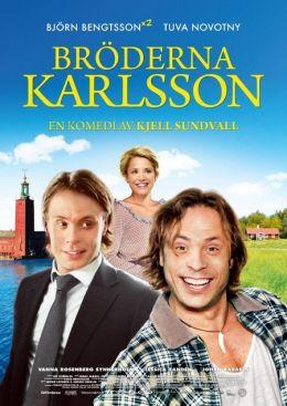"""Постер к фильму """"Братья Карлссон"""" /Broderna Karlsson/ (2010)"""