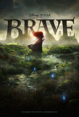"""Постер к фильму """"Храбрая сердцем"""" /Brave/ (2012)"""