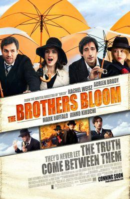 "Постер к фильму ""Братья Блум"" /The Brothers Bloom/ (2008)"