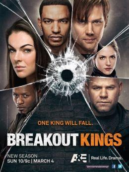 """Постер к фильму """"Короли побега"""" /Breakout Kings/ (2011)"""