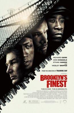 """Постер к фильму """"Бруклинские полицейские"""" /Brooklyn's Finest/ (2009)"""