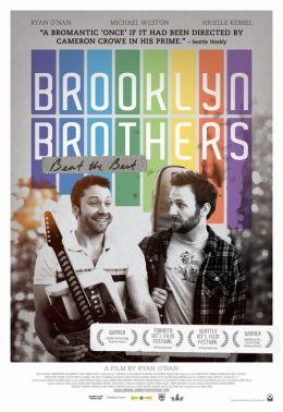 "Постер к фильму ""Братья из Бруклина"" /The Brooklyn Brothers Beat the Best/ (2011)"