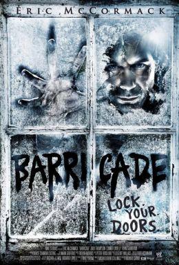 """Постер к фильму """"Barricade"""" /Barricade/ (2012)"""